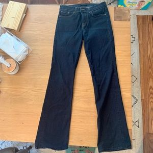 J Brand slim boot leg jeans 29